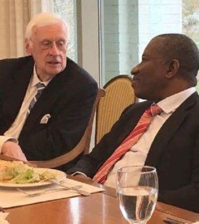 Ex-Pres. Jonathan's Address To US Rep: Challenges of Nigerian Christians and the Niger Delta Question -A Summary