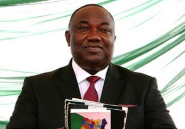 Coalition Felicitates With Ugwuanyi At 54