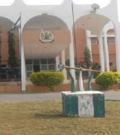 "Kogi's ""Sleeping"" House Of Assembly Members- By Hussain Obaro"
