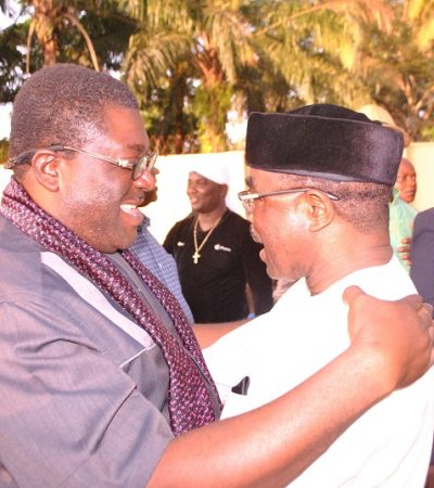 """Re: Imo Governor Shouts Down Deputy For Nursing 2019 Guber Ambition """"…Who is afraid of Madumere"""""""