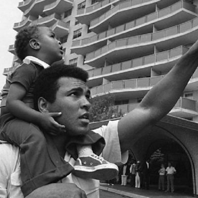 Muhammad Ali's Son Detained for Hours at Florida Airport by Immigration: Reports
