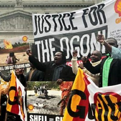 Oil Resumption Plot Is Part Of Nigeria And Shell's Genocide Against Ogoni People