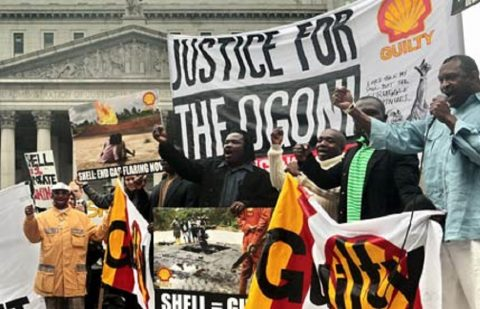Shell's Actions in Ogoni is Threat to Freedom Struggles and Embarrassment to the Civilized World