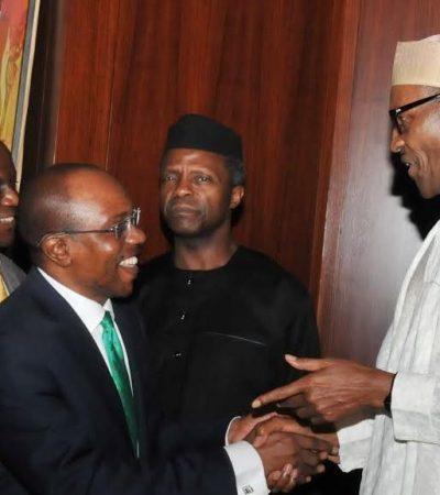 Trillions Of Naira Stolen From Buhari's Office