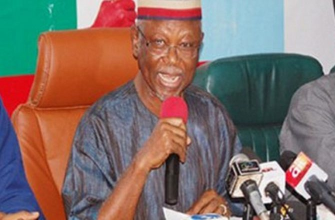 """""""We Did Not Levy N6bn On Governors For Congresses, Convention"""" – Oyegun"""
