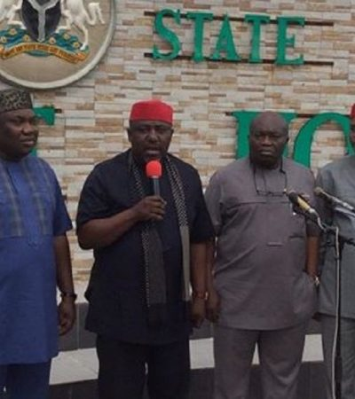 Group Demands From Southeast Govs For Account Of The Paris Club Funds