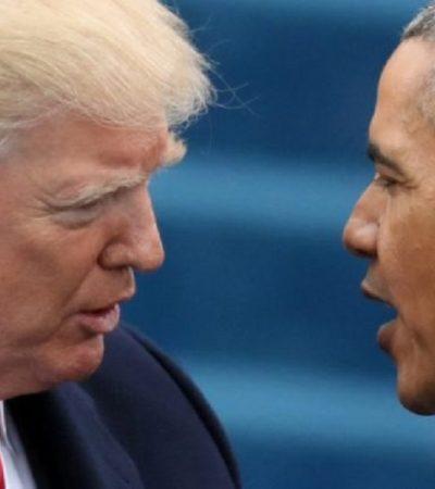 Obama Said To Be 'Livid' Over Trump Wiretapping Claim