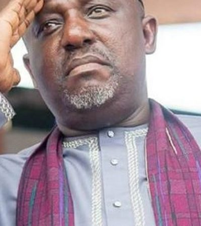 Angry LG Workers Protest Against Sack By Okorocha