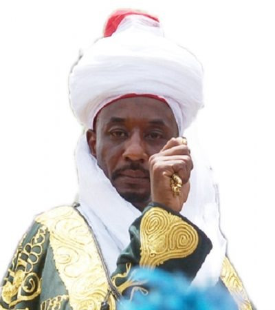 How Sanusi's Friends Bought Him Two Rolls Royce And Grant Him Access To Their Private Jets