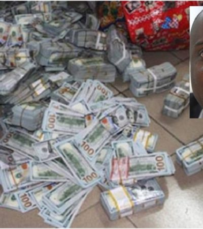 """Money Discovered By EFCC Belongs To Amaechi"""