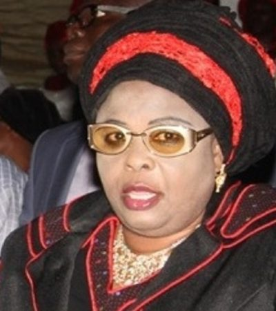 Supreme Court Upholds FG's Seizure Of Patience Jonathan's $8.4m