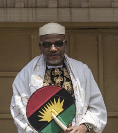 """""""Soldiers Have Surrounded Nnamdi Kanu's Home"""" – IPOB Secretary"""