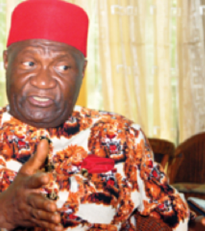 """Self Determination Inevitable Without Restructuring"" – Ohanaeze"
