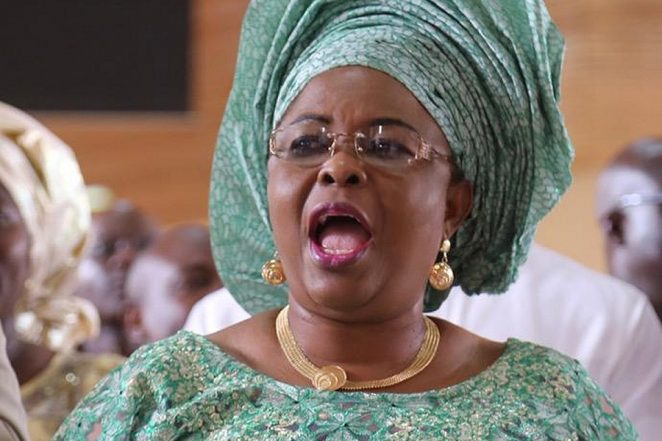 Breaking News: Court Orders Interim Forfeiture Of Patience Jonathan's Abuja Houses