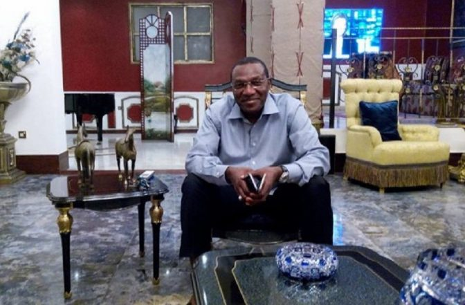 Blackmail Of Andy Ubah: Court Orders Substituted Service On Uwajeh