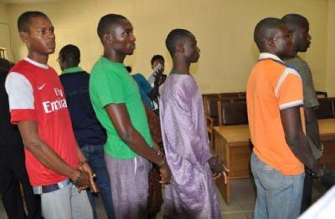 45 Boko Haram Members Convicted,  Jailed 3 To 31 Years