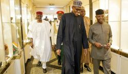 War Against Corruption: Buhari's Legacy In The Making – By…