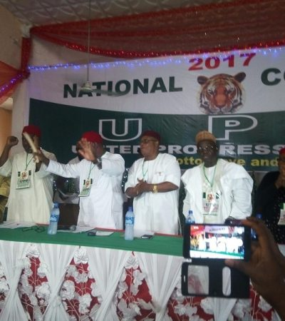 UPP Convention: Chairman's Address [Video]
