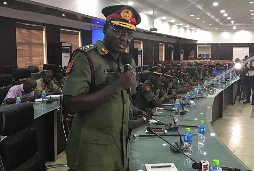 Nigerian Army Urges FG To Establish Defence Trust/Support Fund