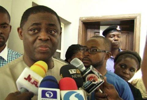 You A Liar, APC Blasts Fani-Kayode for Saying Buhari's Nasarawa Visit was for Condolence