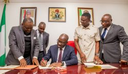 Evaluating Godwin Obaseki's Stirring Governance – By Sebastine Ebhuomhan