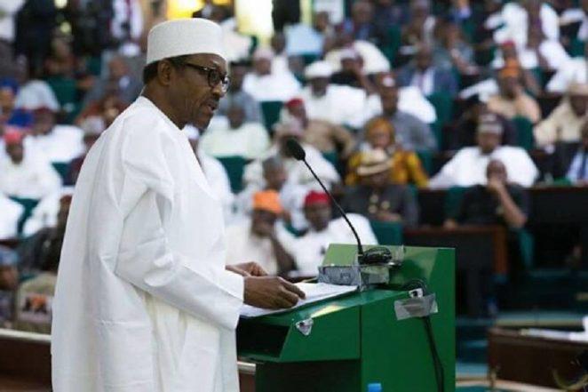 Buhari's 2018 Budget Speech