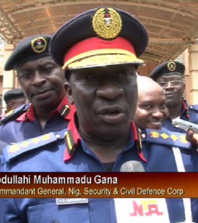 N6Billion Found In Private Account Of Commandant General Of Civil Defense, Mohd Gana