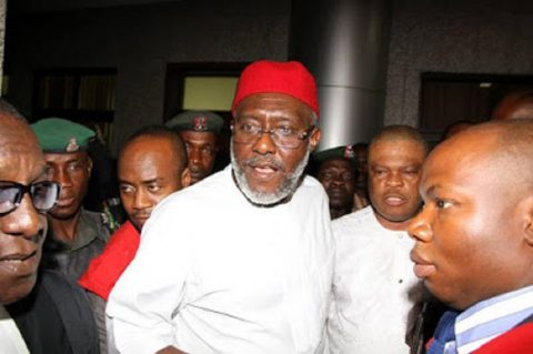 Court Orders Metuh to Appear on Feb. 5 or Risk Jail