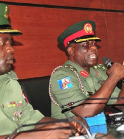 Operation Python Dance: CD Gives Army 14 Days To Withdraw From South-East