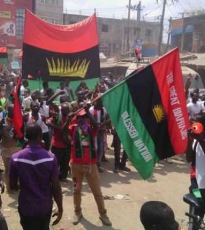 Nnamdi Kanu, IPOB And Anambra Election – By Law Mefor