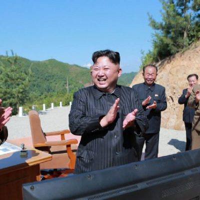 China Clashes With Trump Over North Korean Trade