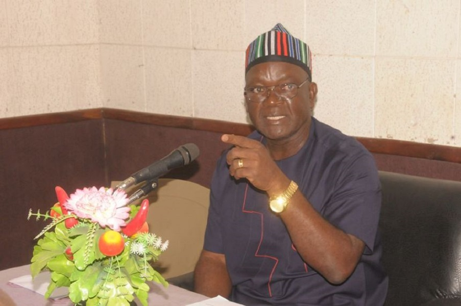 Idoma Patriots Kick As Gov Ortom, Ex-Minister Swim In NIPSS Certificate Scandal