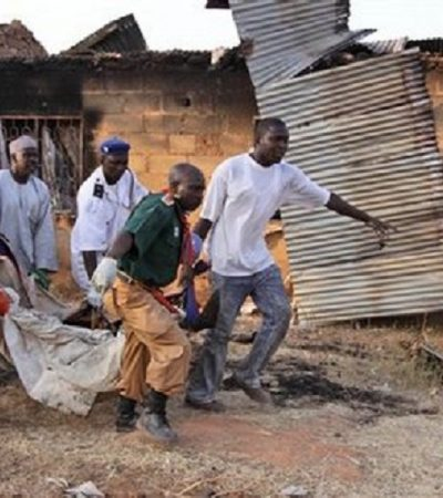 Taraba Crisis: Group Writes Osinbajo, Indicts Gov Ishaku, Speaker