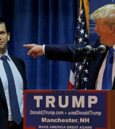 Politics 'Miserable' Don Jr. Can't Wait for Donald Trump's Presidency to Be Over