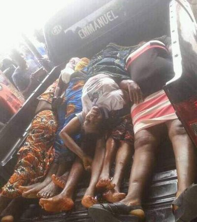 """""""We Condemn Ozubulu Killings, We Want Independent Panel Of Inquiry Set Up"""" – IPOB"""