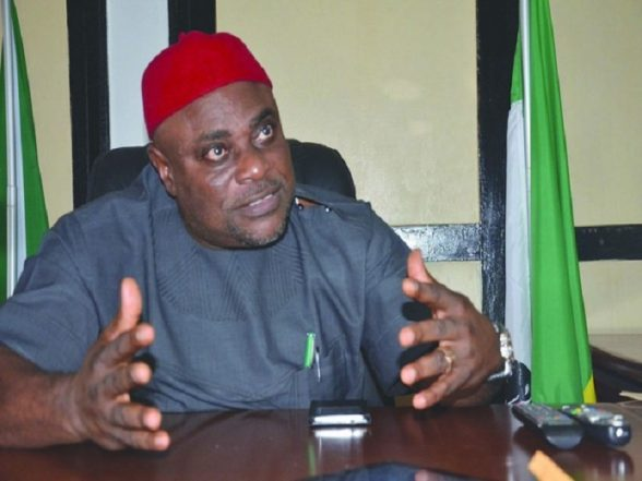 No Rift Between Me And Umeh, Says APGA Chair