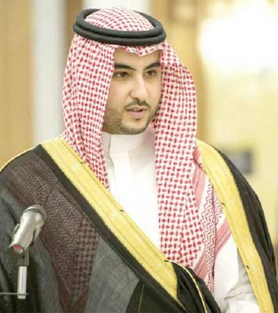 Crown Prince Mohammed bin Salman appoints his brother as Saudi FM