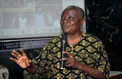 Ghanaians Have Lost Their Sense Of Culture – Ampadu