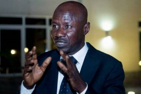 Staff Tell Buhari 'Corrupt Magu' Is Not Wanted At EFCC
