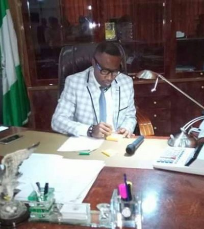 Secretary To The Government Of Imo State Set To Sabotage The APC
