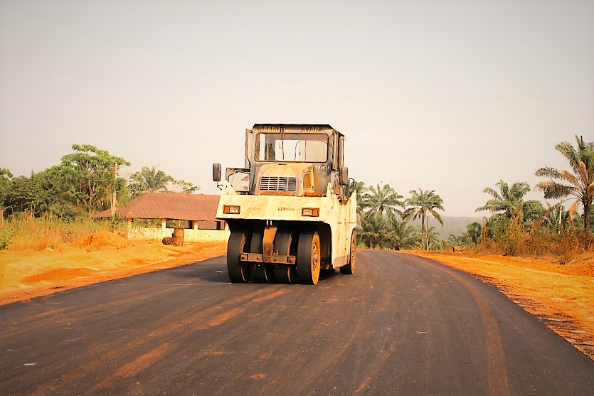 [Photo] Did Obiano Embark On Roads Projects? Take A Look