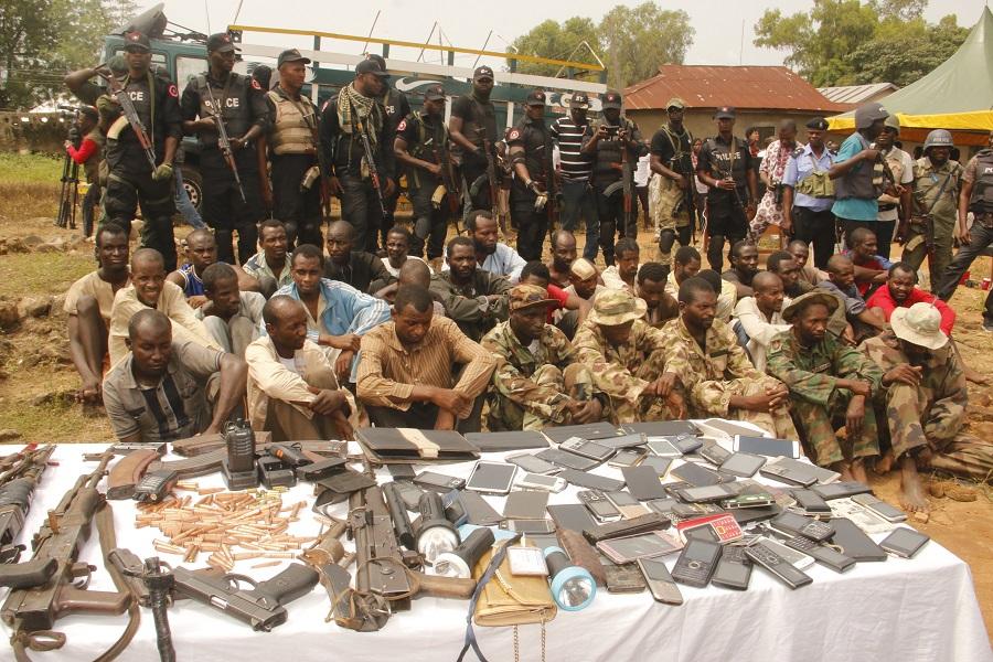 Parade Of Kidnappers Terrorizing Abuja – Kaduna Highways