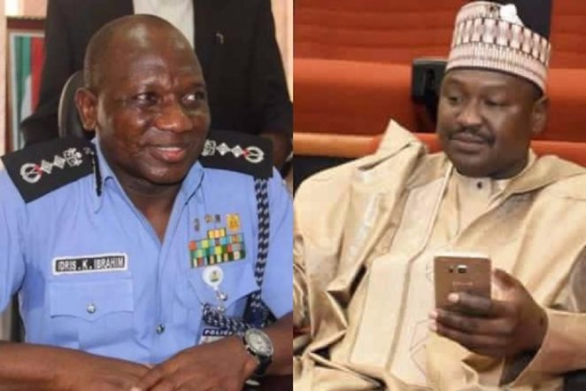 Why I Agreed To Appear Before Senate – IGP