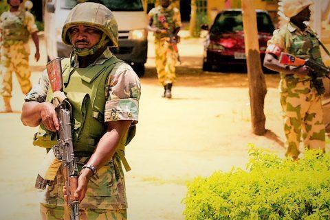 Suspected Herdsmen In Gun Battle With Soldiers In Benue