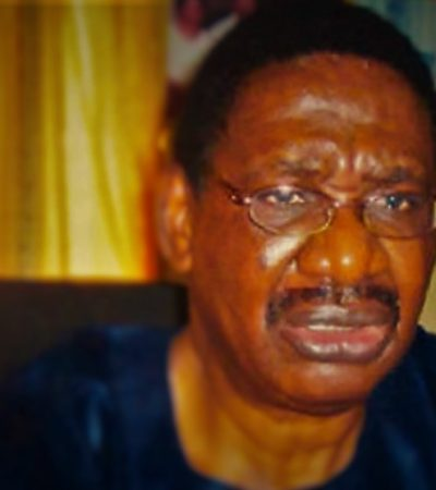 Don't Commit Suicide Over Supreme Court's  judgement on Zamfara, Rivers, Frank Advises Sagay