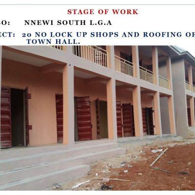 [Photo Essay] Appreciating Obiano's One Community One Project Initiative – Anambra South