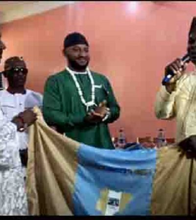 Pete Edochie's son, Yul, wins DPC Anambra governorship ticket