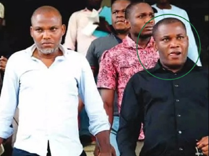 """Military Made Away With My Personal Items"" – Nnamdi Kanu's Brother"