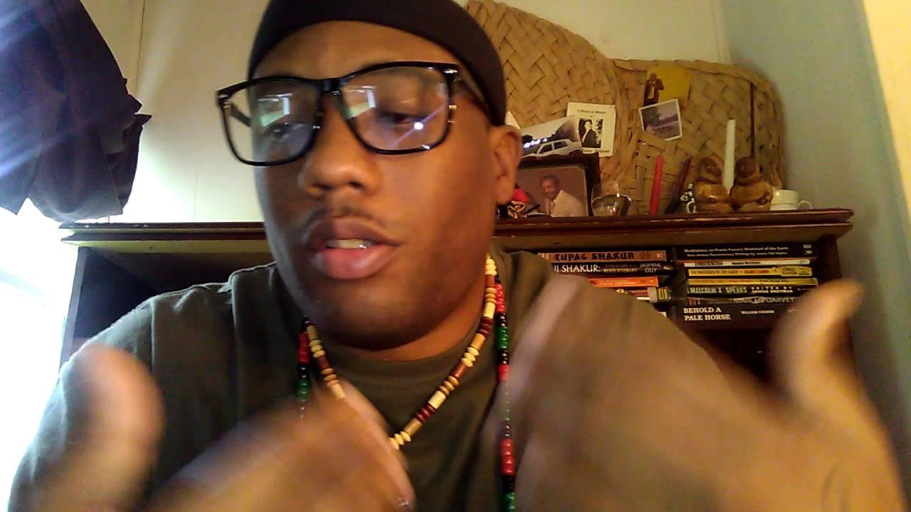 [Video] American Black Activist Joins Biafra Struggle