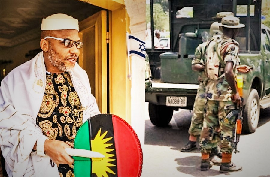 Nnamdi Kanu: Nigerian Army Is In Contempt Of Court – By Aloy Ejimakor